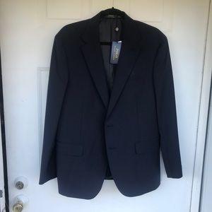 Polo Ralph Lauren navy unconstructed blazer size L